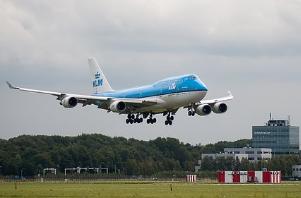KLM Vliegtuig Volgen