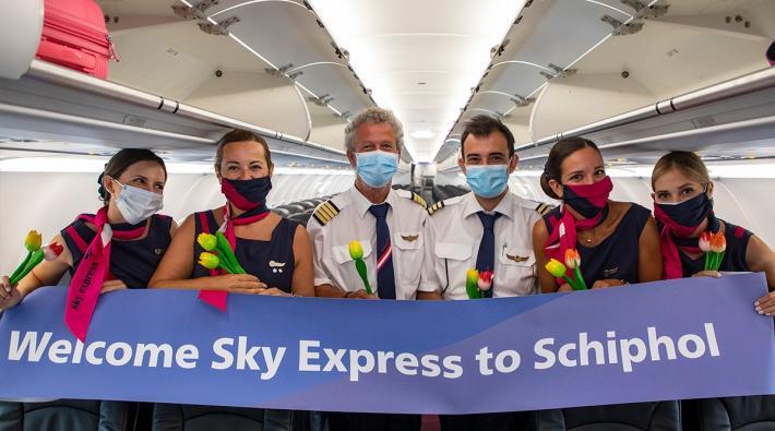 Sky Express Schiphol