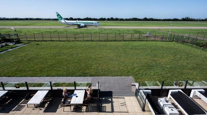 Transavia Rotterdam Airport